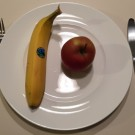 Nur Hauptmahlzeiten und Obst