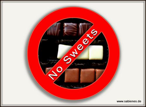 Süßigkeitenverzicht